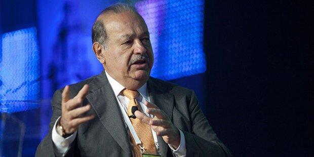 Telekom: Pecik will Anteile an Carlos Slim verkaufen