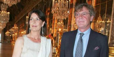 Caroline von Monaco und Ernst August von Hannover