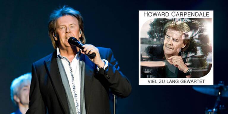 "Howard Carpendale sagt ""Hello again"""