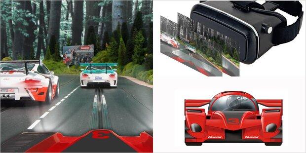 Carrera revolutioniert die Autorennbahn
