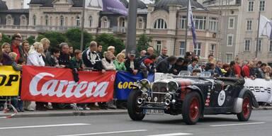 Gaisbergrennen 2014 startet