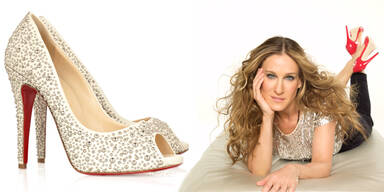 Carrie Bradshaw Sex and the City High Heels Christian Louboutins