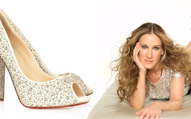 Carrie löst High Heel-Fieber aus!