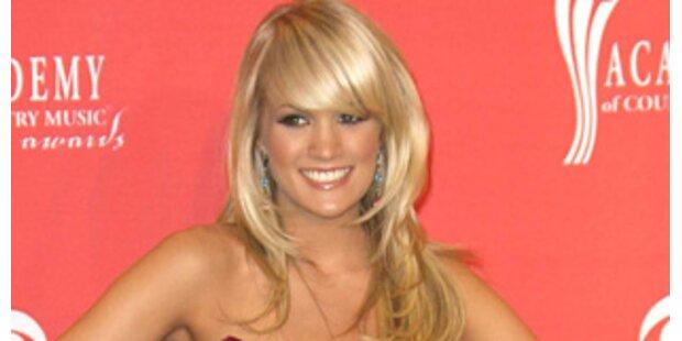 Carrie Underwood beendet Zickenkrieg mit Jessica