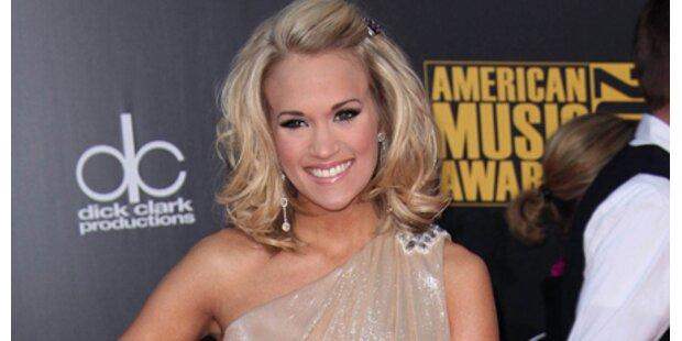 Carrie Underwood ist verlobt