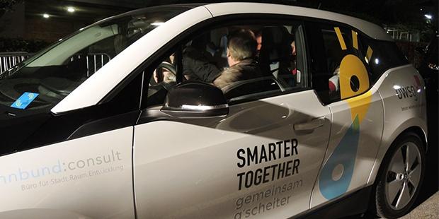 Smart City-Stadterneuerungsinitiative
