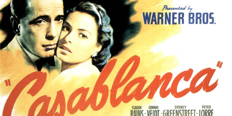 Facebook feiert 70 Jahre Casablanca