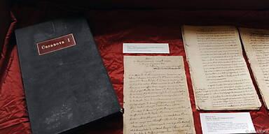 Casanova-Manuskript um 7,2 Mio. verkauft