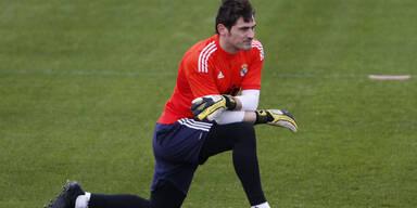 Iker Casillas wieder im Real-Kader