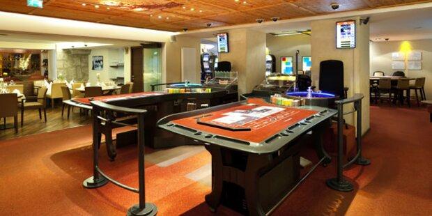 Casino zockte Gast um 4 Millionen € ab