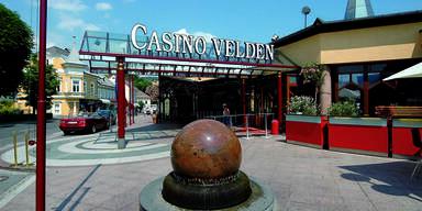 18-Jährige vor Casino Velden vergewaltigt