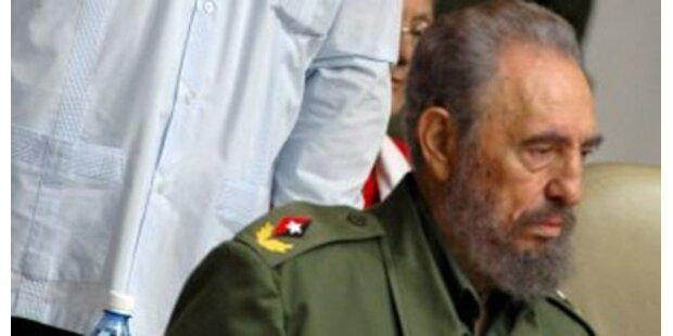 Castro empfängt US-Kongress-Abgeordnete