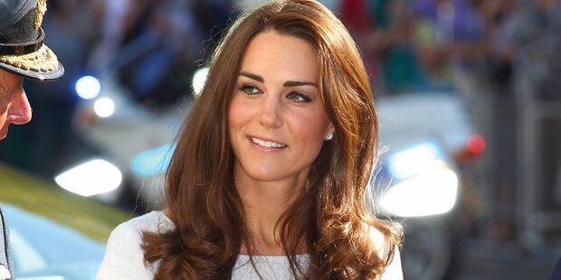 Infusionen für arme Kate