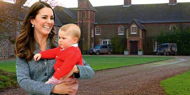 Kate: Ihr neuer Luxus am Land