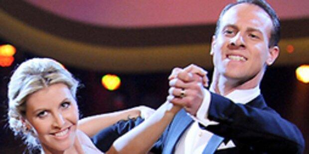 Cathy Zimmermann und Christoph Santner