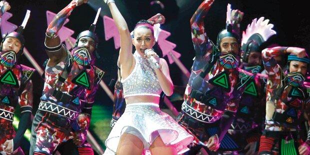 Katy Perry: So versext sie Wien!