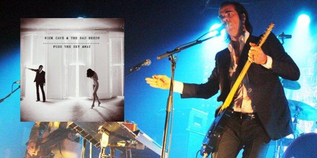 Nick Cave legt neue Platte vor