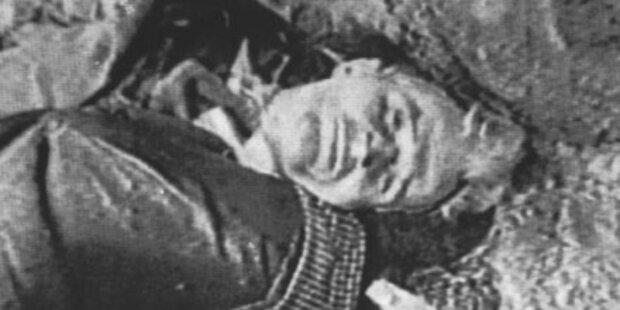 Grab von Diktator Ceausescu geöffnet