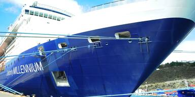 Celebrity Millennium Kreuzfahrtschiff