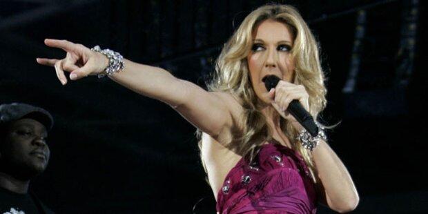 Celine Dion muss Konzerte absagen