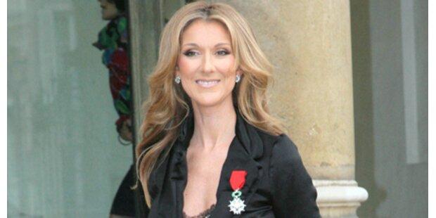 Celine Dion brachte Zwillinge zur Welt