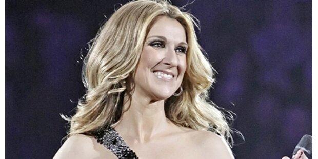 Celine Dion: Embryo 8 Jahre eingefroren