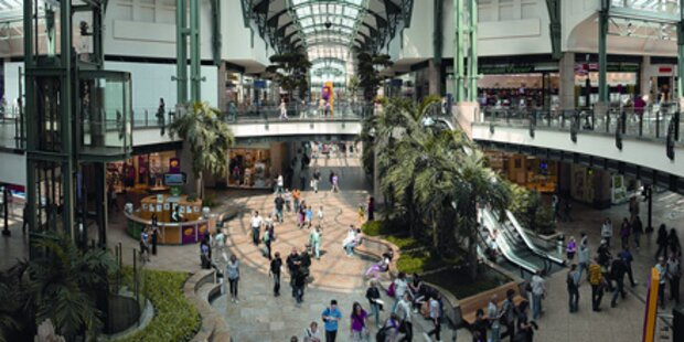Citytrip und Shoppingbummel