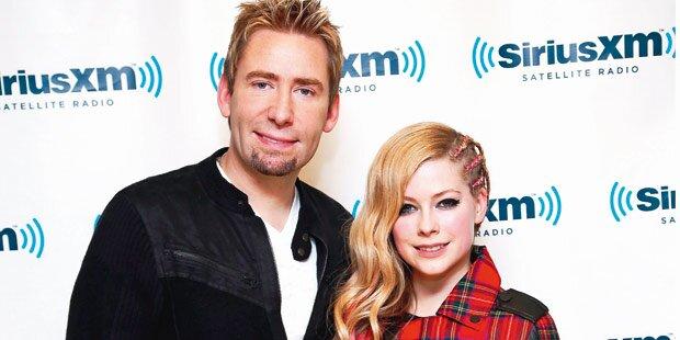 Avril Lavigne ist wieder solo