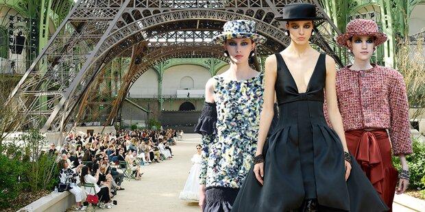 Ganz Paris träumt von Chanel