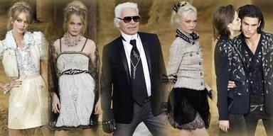 Chanel SS 2010 Karl Lagerfeld