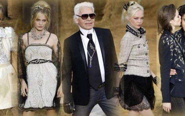 Chanel entführt in andere Welt
