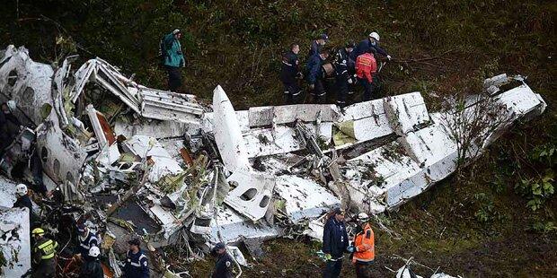 Chapecoense-Drama: Schwere Vorwürfe gegen Pilot