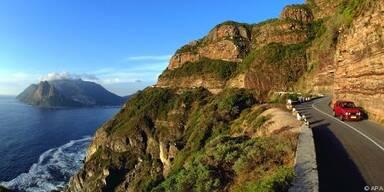 Chapman's Peak Route wieder befahrbar