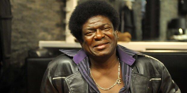 Soul-Sänger Charles Bradley gestorben