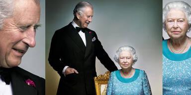 Was Sie auf diesem Foto der Queen NICHT sehen
