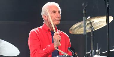 Rolling Stones treten ohne Charlie Watts auf