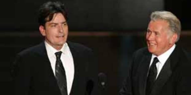 Charlie & Martin Sheen