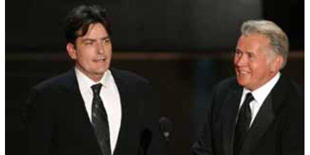 Martin Sheen half Charlie im Kampf gegen Drogen
