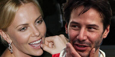 Charlize Theron, Keanu Reeves