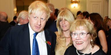 Boris Johnson trauert um seine Mutter