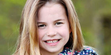 Prinzessin Charlotte: Neues Foto zum 6. Geburtstag