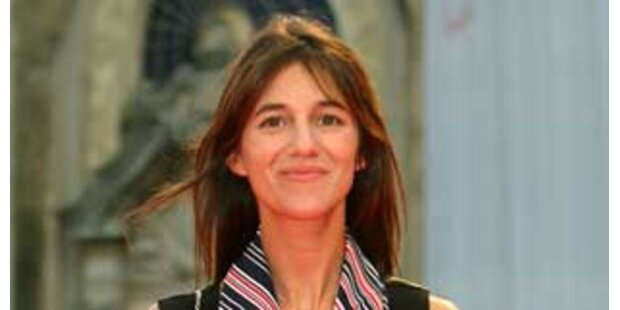 Hirnblutung - Charlotte Gainsbourg notoperiert