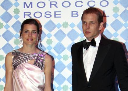 Charlotte und Andrea Casiraghi - Kinder von Prinzessin Caroline von Hanover