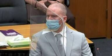 Ex-Polizist Chauvin wegen Tötung von Floyd zu 22,5 Jahren verurteilt