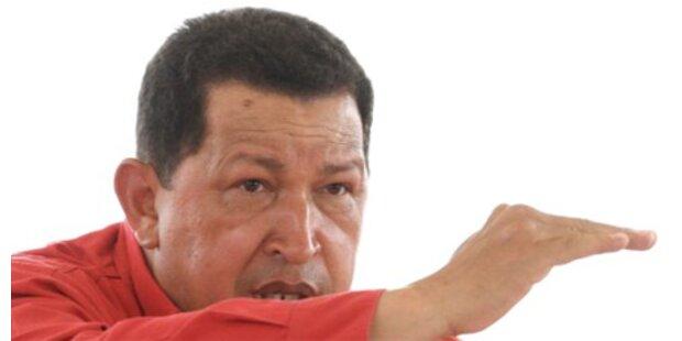 Chavez bezeichnet Obama als