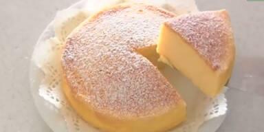 Video begeistert Millionen | Unglaublicher Cheesecake mit nur 3 Zutaten