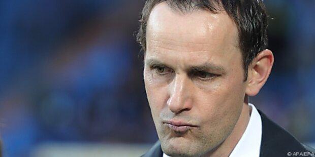 Bochum trennte sich von Coach Herrlich