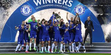 1:0 - Chelsea zurück auf Europas Thron