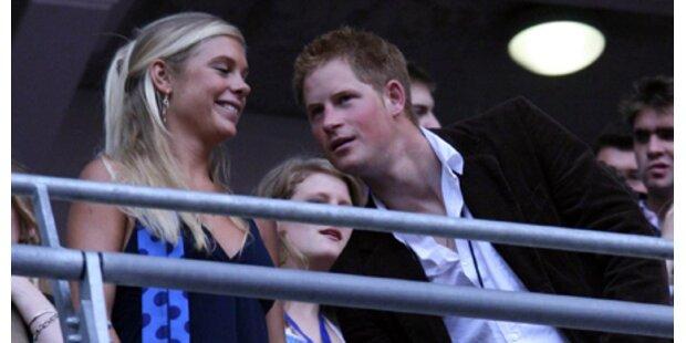 Prinz Harry erobert seine Chelsy zurück!