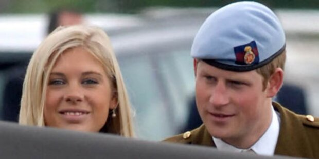 Prinz Harry hat seine Chelsy wieder